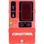 Детектор-отражатель для лазерных нивелиров Condtrol красный
