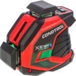 Лазерный нивелир Condtrol XLiner Pento 360G зеленый