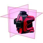 Лазерный нивелир Condtrol Omniliner 3D красный