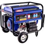 Генератор бензиновый СПЕЦ SB-6500E2-N 5.5 кВт