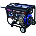 Генератор дизельный СПЕЦ SD-6500Е 5.5 кВт