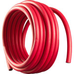 Рукав газовый FoxWeld ацетиленовый красный 9 мм бухта 40 м