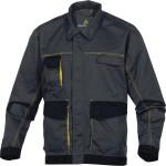Рабочая куртка Delta Plus Dmachves D-MACH L р серо-желтая