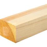 Брус сухой строганый Оптима 40x50x3000 мм хвойные породы