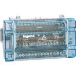 Модульный распределительный блок Legrand 4П 125 А 004876