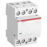 Модульный контактор АВВ ESB40-40N-06 40А АС-1 4НО катушка 230В AC/DC