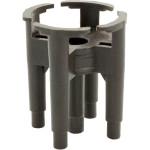 Фиксатор арматуры Силпласт Стойка 5 ножек h 25 мм, 1000 шт.