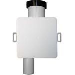 Сифон HL HL138 для кондиционеров с гидрозатвором и механическим запахозапирающим устройством 32 мм