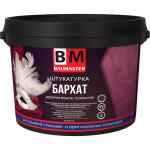 Штукатурка декоративная BAUMASTER Бархат 5 кг
