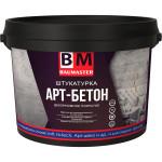 Штукатурка декоративная BAUMASTER Арт-бетон 8 кг