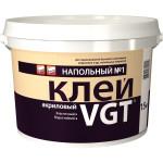 Клей напольный № 1 VGT Эконом 40 кг