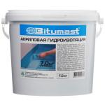 Гидроизоляция акриловая Bitumast 7 кг