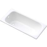 Ванна без ножек Goldman ZYA-8-6 чугун 160х70 см