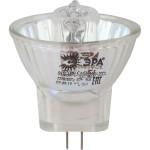 Лампа галогенная ЭРА MR11 GU4 720Лм 3000К 50Вт 230В Б0044095