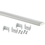 Комплект с гибким накладным анодированным профилем Эра 1506G CAB291 15х6,5 мм 2м Б0041245