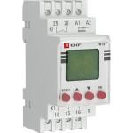 Таймер электронный многофункциональный EKF PROxima ТМ-24 8 А