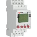 Реле контроля фаз с LCD дисплеем EKF PROxima RKF-2S