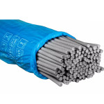Жгут НПЭ уплотнительный Порилекс с отверстием 80x50 мм 3 м серый 120 погонных метров в упаковке