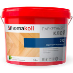 Клей homakoll 212 для паркета 14 кг