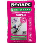 Шпатлевка полимерная финишная Боларс SUPER 20 кг
