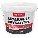 Штукатурка мраморная Bayramix Red Stone-K 15 кг
