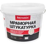 Штукатурка мраморная Bayramix Royal White-N 15 кг