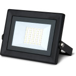 Прожектор светодиодный Gauss Qplus 30W 3000lm IP65 6500К черный 1/10