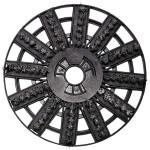 Щетка проволочная kwb 180 мм для Einhell TE-DW 180