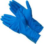 Перчатки латексные Gward Deltagrip High Risk размер 9 (L) 25 пар