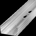 Профиль стоечный Кнауф ПС 0.6 мм 100x50x3000 мм