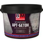 Штукатурка декоративная BAUMASTER Арт-бетон 16 кг