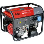 Генератор бензиновый Fubag BS 6600 A ES 6.0 кВт с электростартером и коннектором автоматики