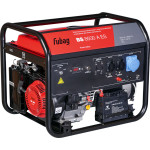 Генератор бензиновый Fubag BS 8500 A ES 8.0 кВт с электростартером и коннектором автоматики