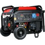 Генератор инверторный Fubag TI 7000 A ES 6.5 кВт с электростартером и коннектором автоматики