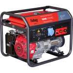 Генератор сварочный бензиновый Fubag WHS 210 DC Honda_220В