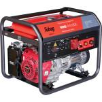 Генератор сварочный бензиновый Fubag WHS 210 DDC Honda_380-220В