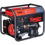 Генератор сварочный бензиновый Fubag WS 230 DDC ES 380-220В