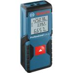 Лазерный дальномер Bosch Professional GLM 30 601072500 с автосуммированием