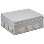 Коробка распаячная EKF PROxima КМР-050-043 240х190х90 мм 12 мембранных вводов, уплотнительный шнур IP55
