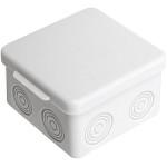 Коробка распаячная EKF PROxima КМР-030-034 IP54 без мембранных вводов 100х100х55 мм
