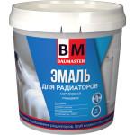 Эмаль для радиаторов Baumaster ВД-АК-1179 глянцевая супербелая 1 кг