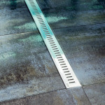 Душевой канал (лоток, трап для душа) Ravak Zebra 750 мм X01433