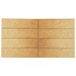 Клинкерная плитка фасадная Cerrad Elewacja Rustiko gobi 245x65x6.5 мм 0.5 м2