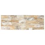 Клинкерная плитка фасадная Cerrad Kamien Aragon brick 450x150x9 мм 0.6 м2