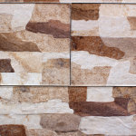 Клинкерная плитка фасадная Cerrad Kamien Aragon natura 450x150x9 мм 0.6 м2