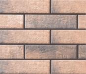 Клинкерная плитка фасадная Cerrad Elewacja Loft Brick cardamon 245x65x8 мм 0.6 м2