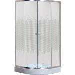 Душевой уголок Niagara NG-001-08N низкий поддон 13 см стекло мозаика 2 места 900x900x1950 мм