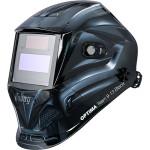 Маска сварщика Fubag  Optima Team 9-13 Black хамелеон зона обзора 95x36 мм