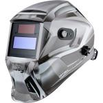 Маска сварщика Fubag  Optima Team 9-13 Silver хамелеон зона обзора 95x36 мм