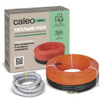 Нагревательная секция для теплого пола CALEO CABLE 18W-70, 9.7 м2
